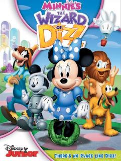 Minnie's the Wizard of Dizz [2013] [NTSC/DVDR] Ingles, Español Latino