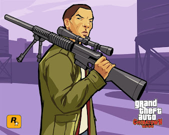 #36 Grand Theft Auto Wallpaper