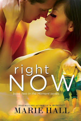 Blog Tour: Promo/Excerpt + Giveaway – Right Now by Marie Hall