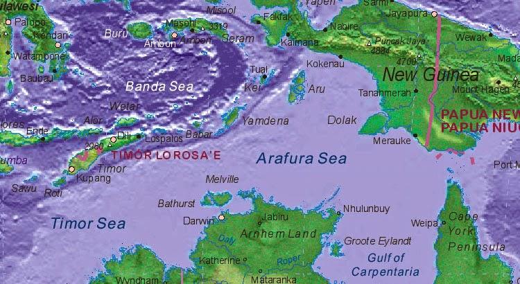 Menteri Susi terjunkan tujuh kapal perang di Arafura