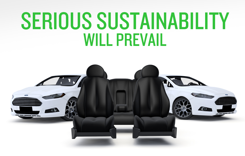 2013 Ford Fusion Incorporates Recycled Materials Around The World