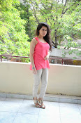 Archana glamorous photos in pink top-thumbnail-17