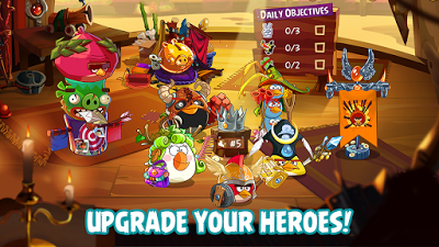 Angry Birds Epic 1.3.0 Mod Apk + Data ( Unlimited Money)