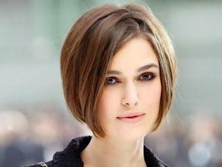 Model Potong Rambut Wanita Wajah Bulat Tembem