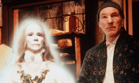 drama* on the waterfront: A Christmas Carol: A Retrospective of Ghosts