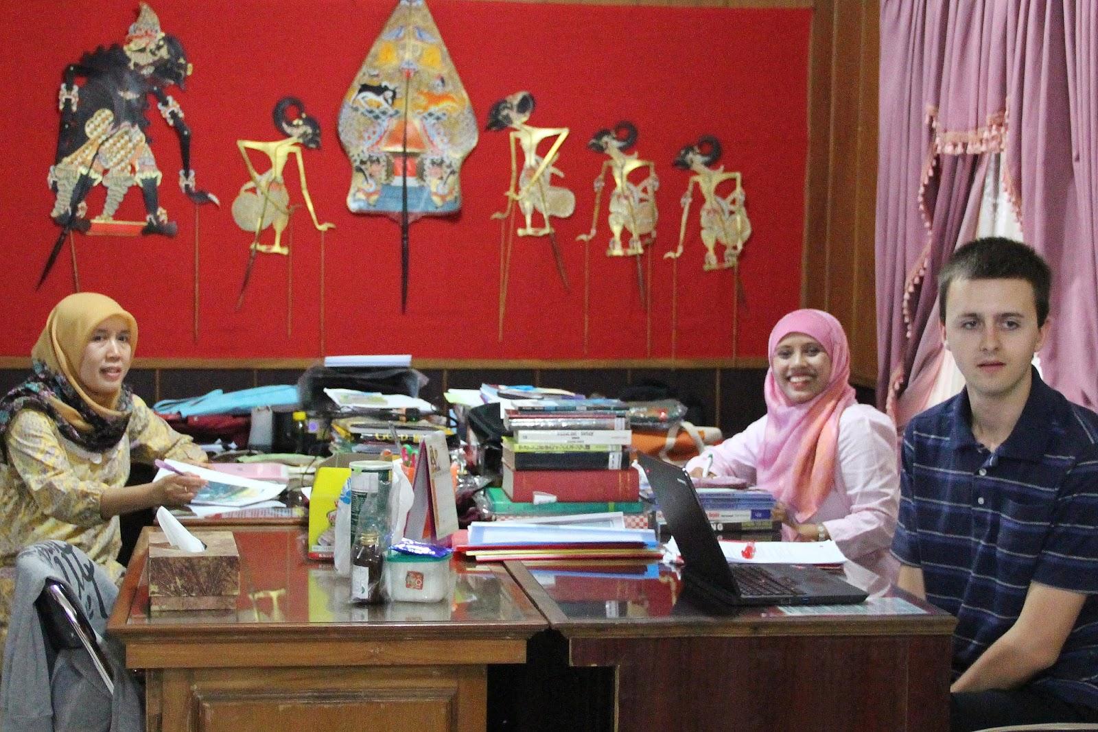 Case Study of Indonesian Language Blog Authority