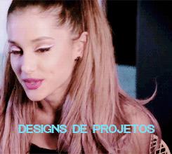 designs de projetos -