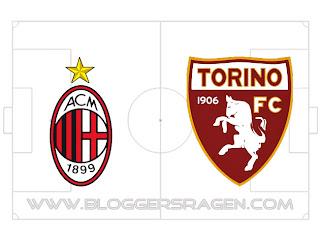 Prediksi Pertandingan AC Milan vs Torino