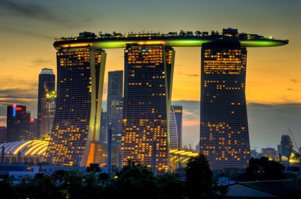 Tywkiwdbi tai wiki widbee marina bay sands resort for Singapour marina bay sands piscine