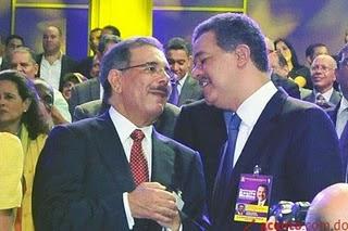 Danilo y Leonel están unidos, apunten para otro lado
