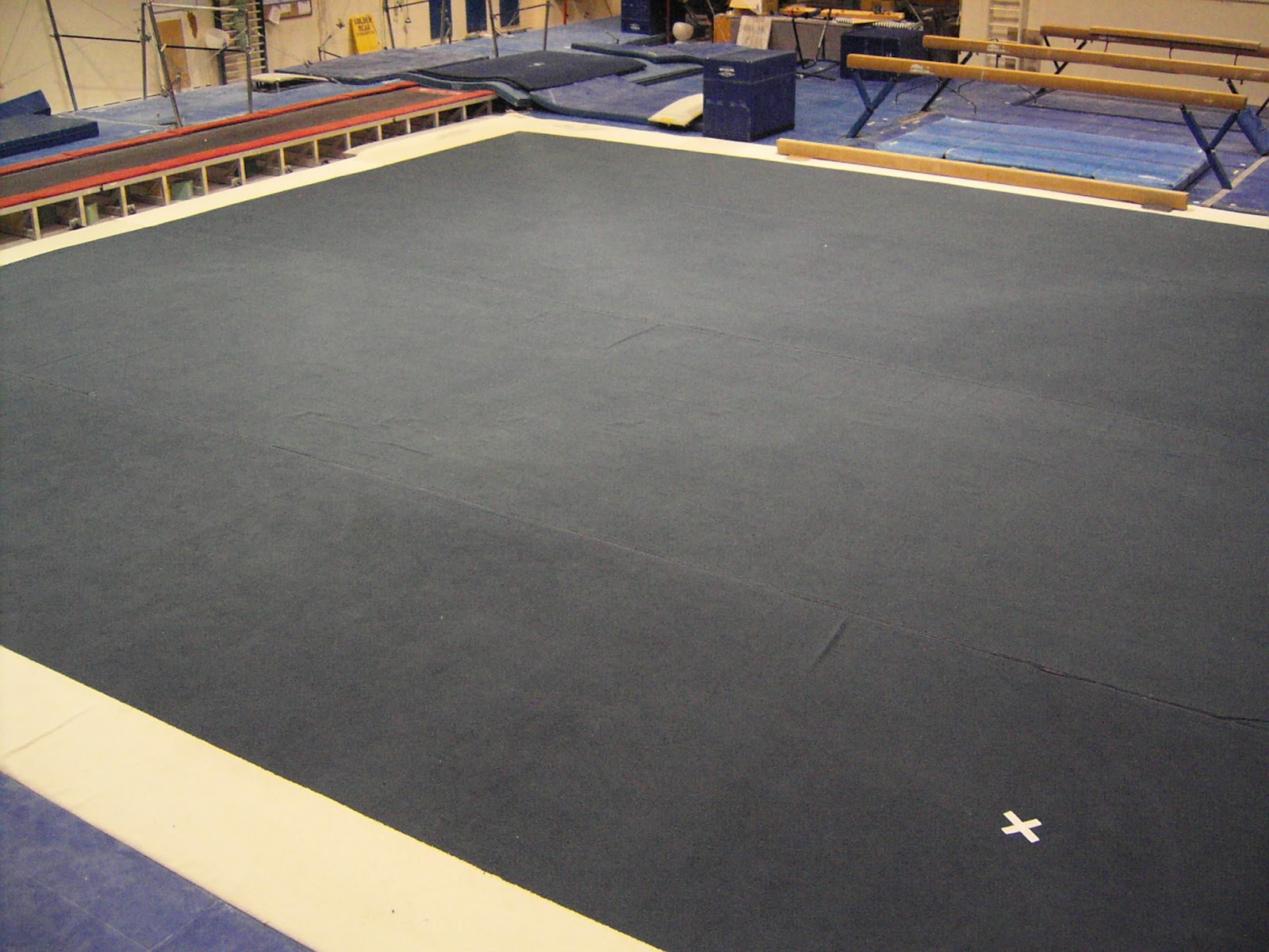 Its not called gymnicetics february 2012 for Floor gymnastics