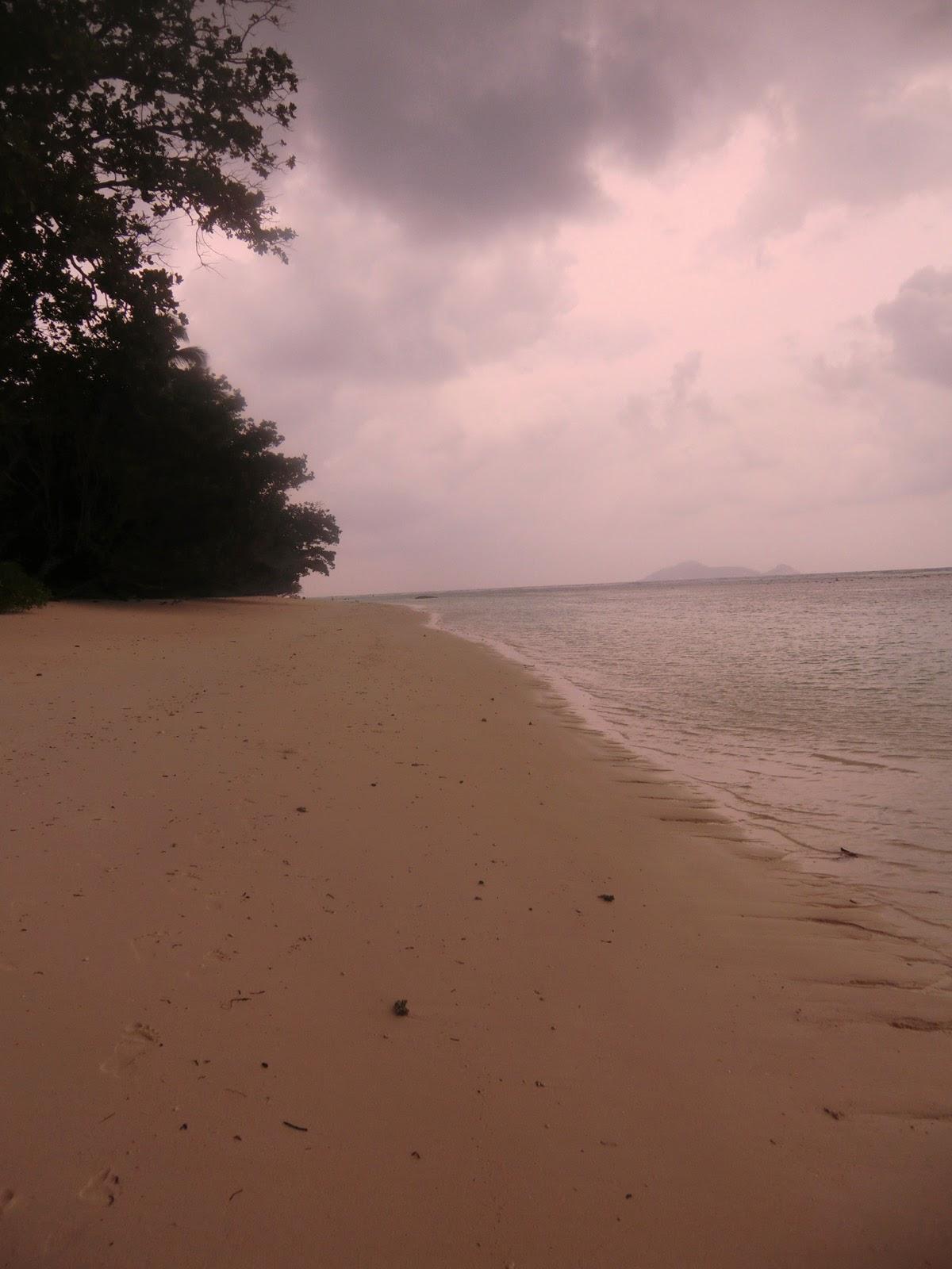 Сейшелы-Пляж