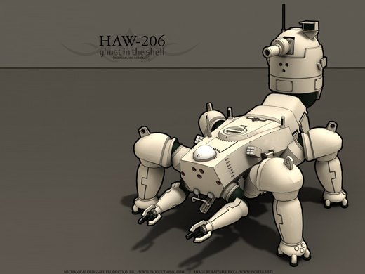 HAW206 - GitS por picster