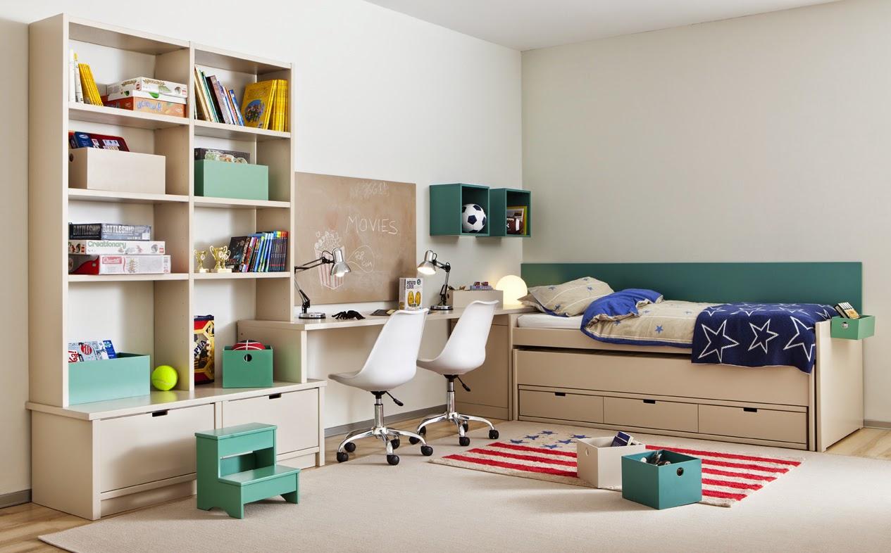 Muebles juveniles dormitorios zona sur 20170716044020 - Dormitorio juvenil nino ...