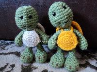 Amigurumi Free Patterns Turtle : 2000 Free Amigurumi Patterns: Turtles