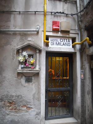 Hotel Citt Ef Bf Bd Di Milano A Venezia