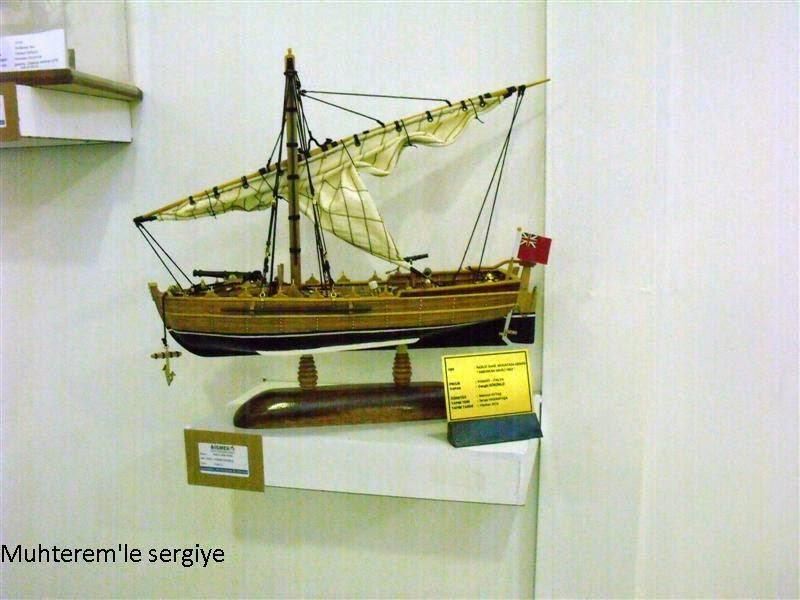 gemi model yapım kursu