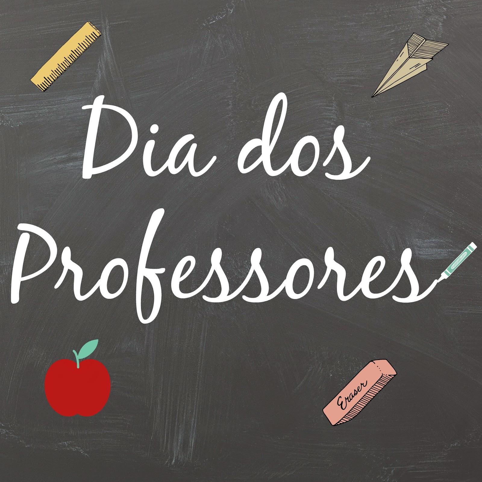 Presente dia dos professores