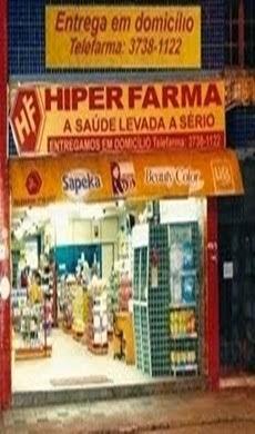 HIPER FARMA A SAÚDE LEVADA A SÉRIO