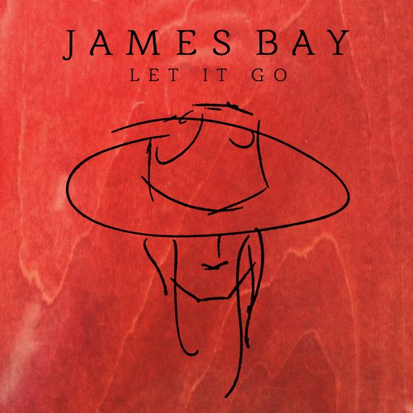 James Bay - Let It Go - EP Cover