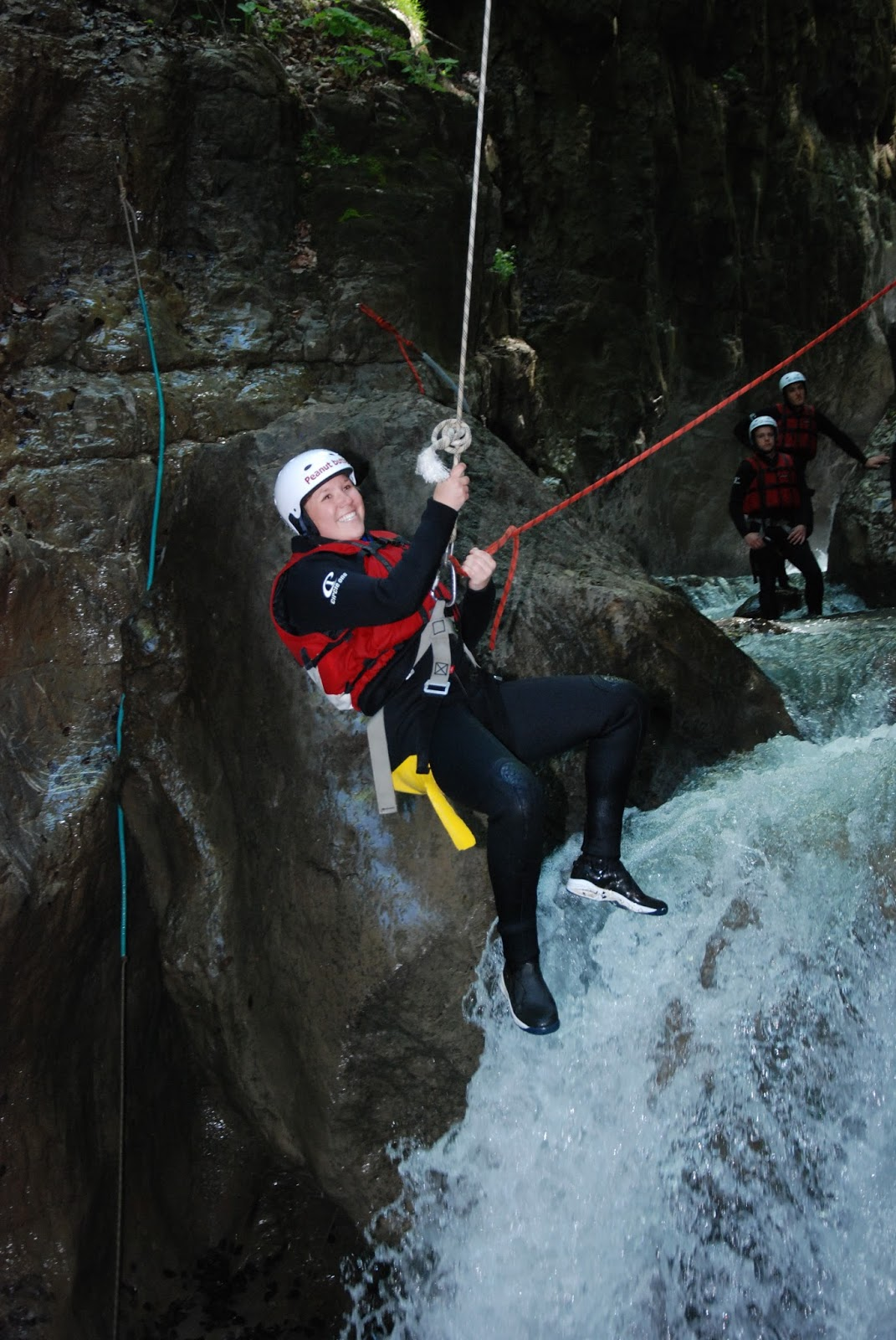 Canyoning Interlaken, Switzerland
