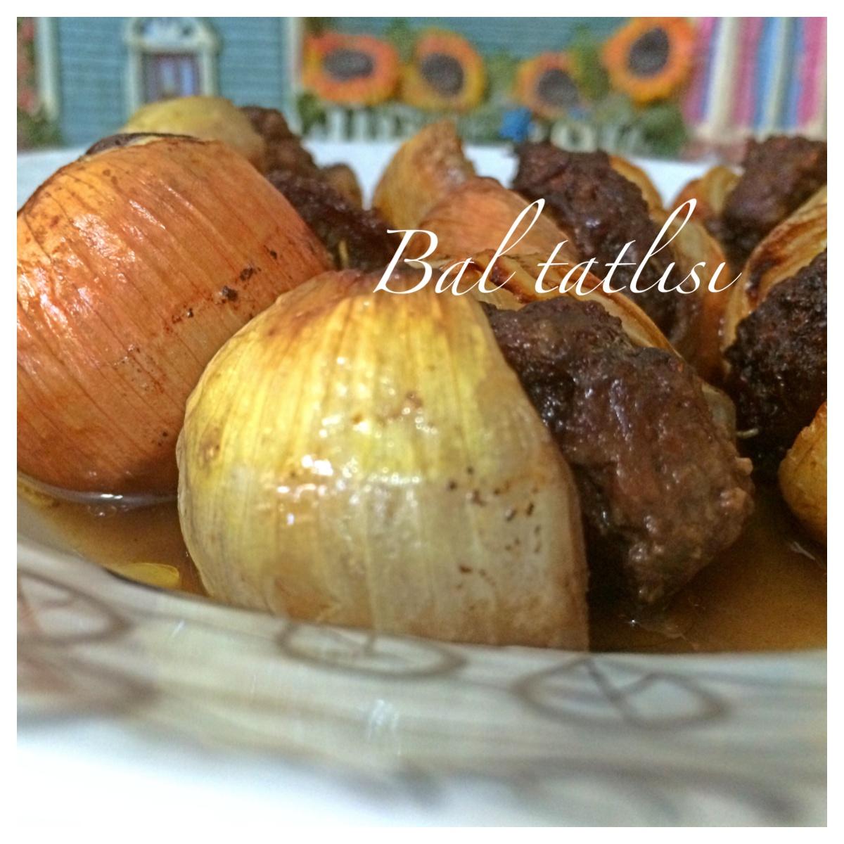 Soğan Kebabı Tarifi-Antep yöresine ait enfes bir lezzet-Yemek Tarifleri