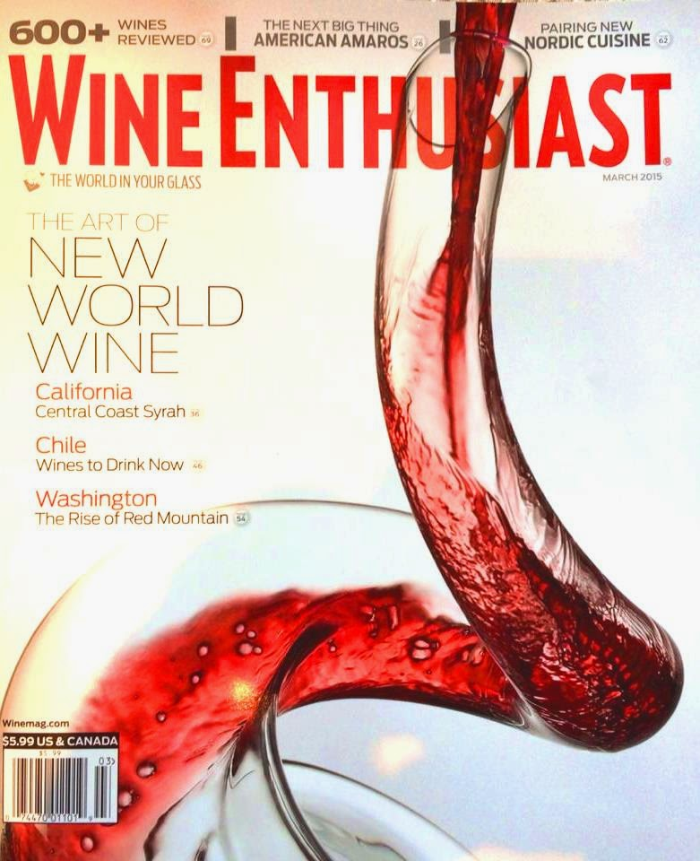 ... Wineries: New York Reds Come Up Big in March 2015 Wine Enthusiast