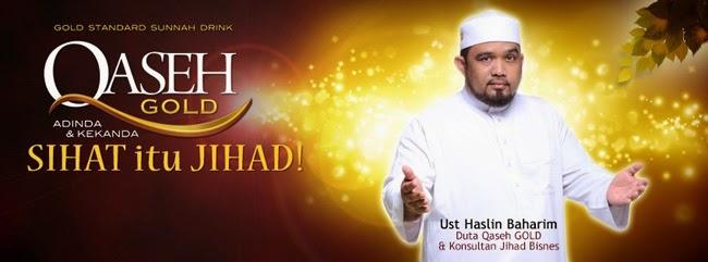 Qaseh Gold Makanan Sunnah