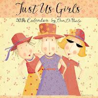 2016 Just Us Girls Calendar