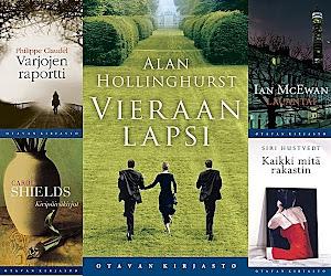 Otavan sininen kirjasto Leena Lumissa
