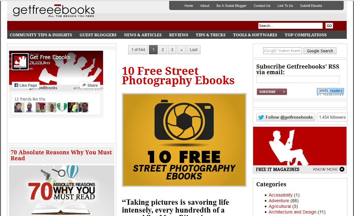 Free gigapedia ebooks downloads