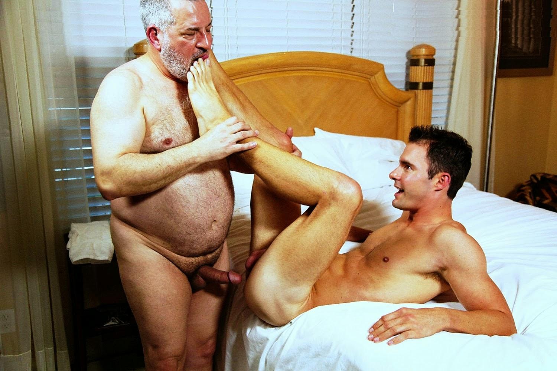 гей секс старых