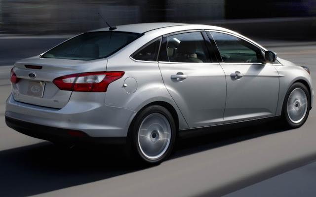 Novo Ford Focus 2013