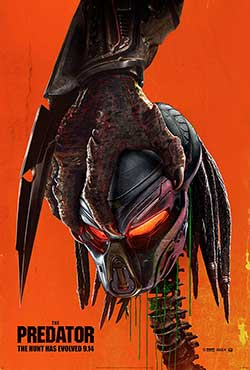 The Predator 2018 English Full Movie DVDScr 720p