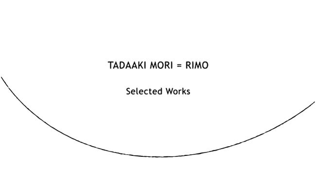 Tadaaki Mori = Rimo