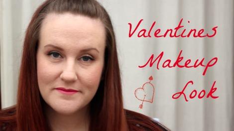 Classic Valentines Makeup Look