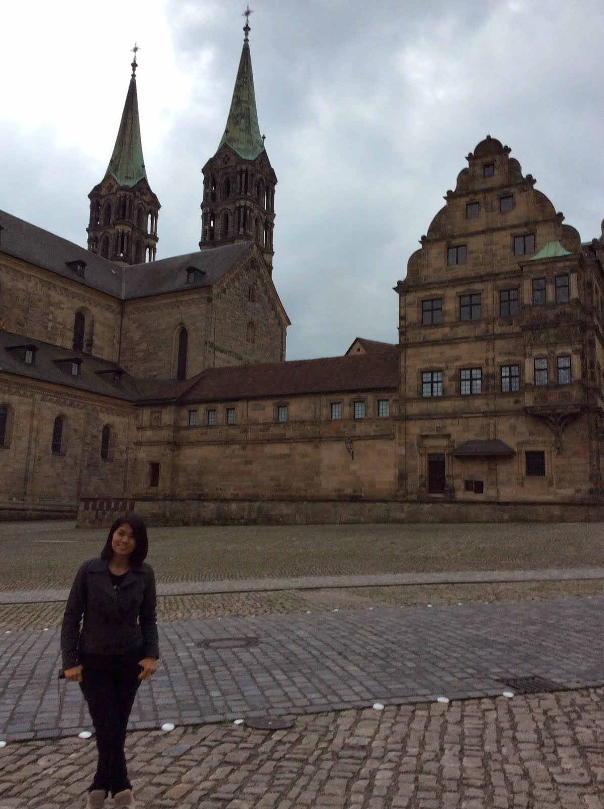 MY TRAVELOGUE-GERMAN