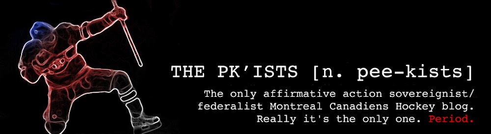 THE PK&#39;ISTS