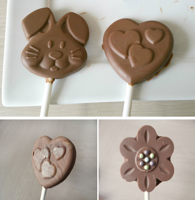 #GBBO Chocolate, Chocolate Lolly Maker, Children Baking Set