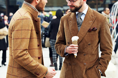 Papped at Pitti