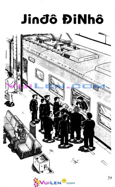 Jindodinho - Đường Dẫn Đến Khung Thành III  Tập 11 page 29 Congtruyen24h