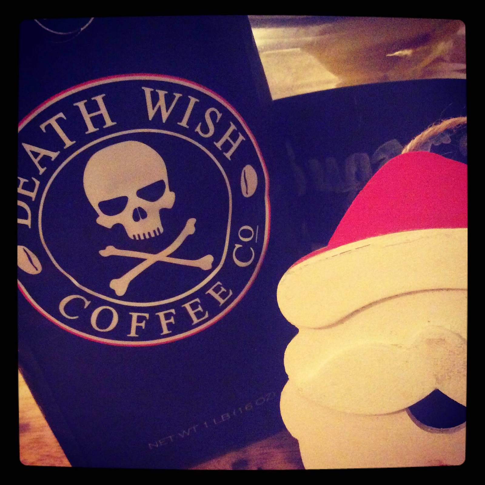 Death Wish Coffee: Part of SassyHolidays Gift Ideas