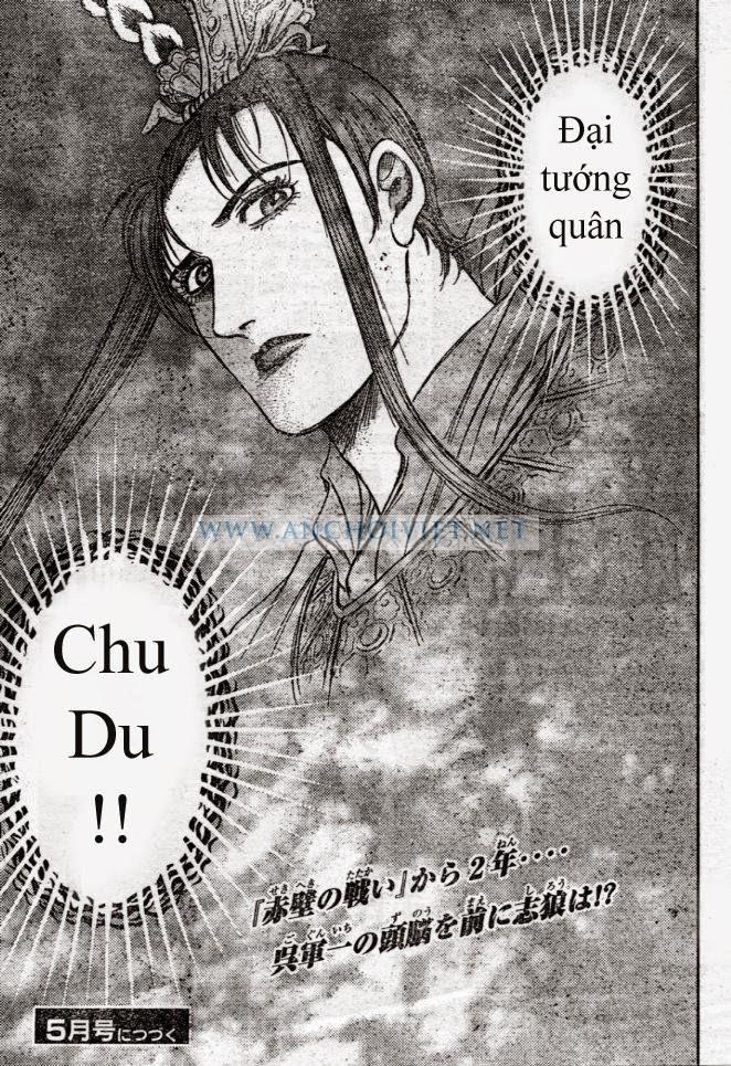 Chú Bé Rồng - Ryuuroden chap 159 - Trang 43