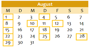 Neuerscheinungen August 2016