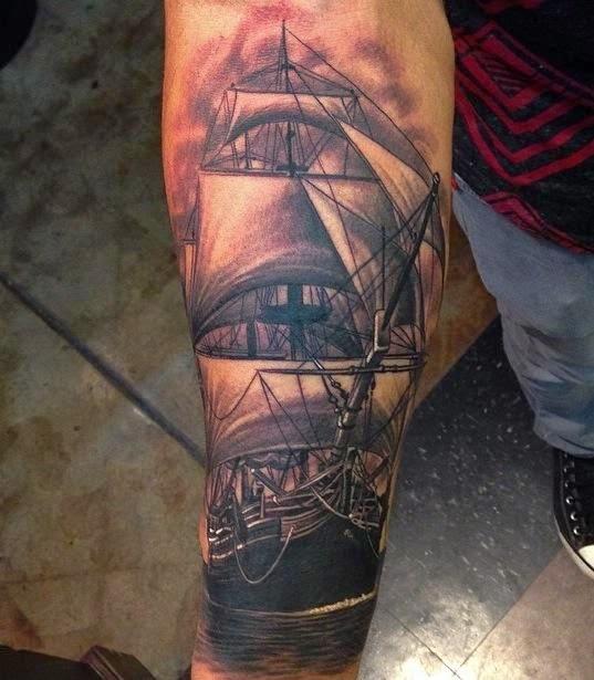 Tattoos Design On Arms #4.