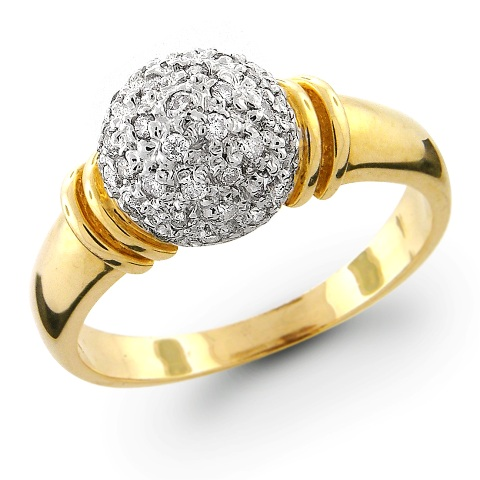 Golden Ring Image Golden-rings-women-jewelry
