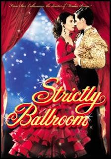 Poster original de Strictly Ballroom (El amor está en el aire)