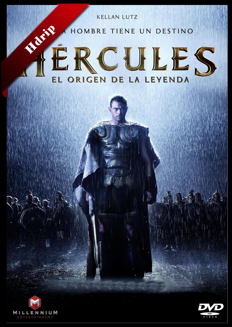 Hercules El Origen De La Leyenda Hdrip Castellano 2014