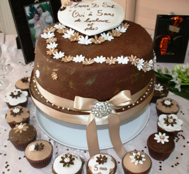 Gateau anniversaire de mariage ~ Invitation mariage - Carte mariage ...