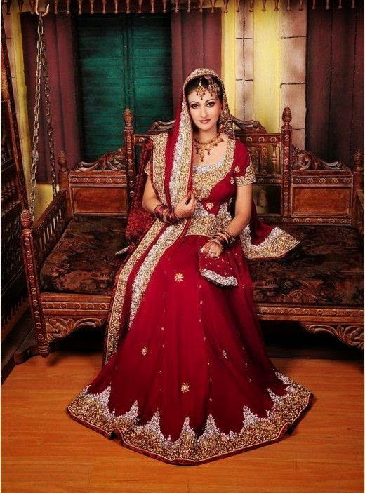 Pakistani & indian wedding dress   apni Fankari